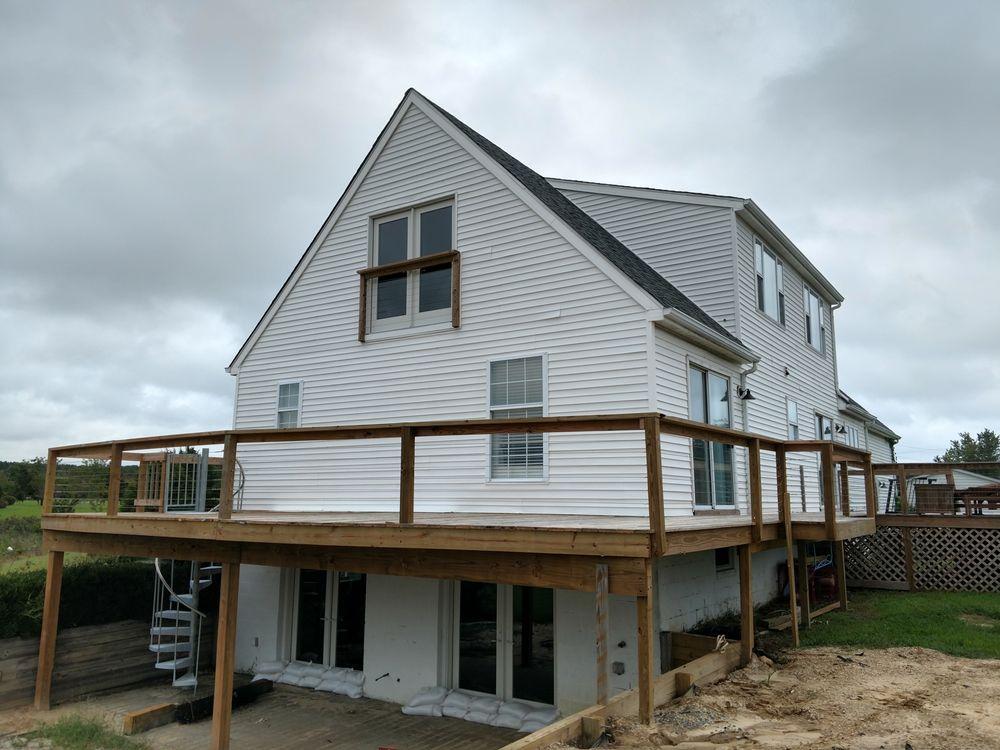 Del-Ray Construction: Hartfield, VA