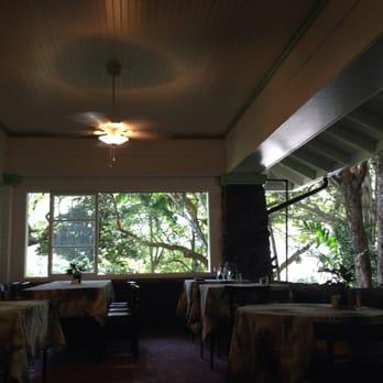 Joanna S Tea Room Menu
