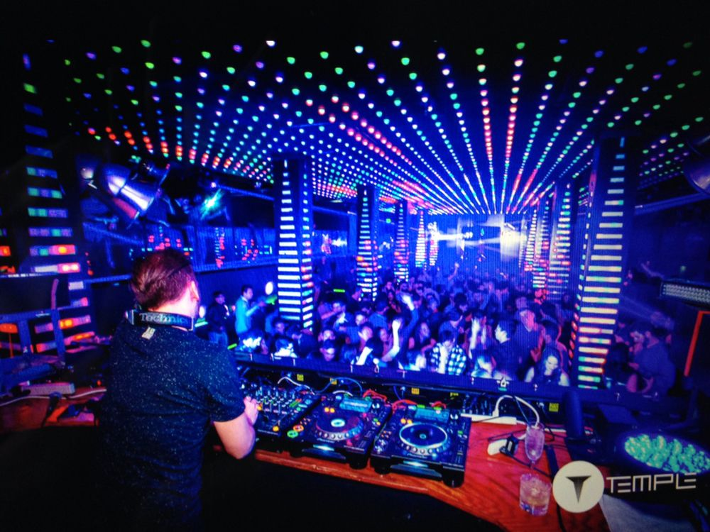 Temple Nightclub