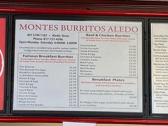 Montes Burritos-Aledo