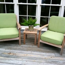 Photo Of Atlanta Teak Furniture   Atlanta, GA, United States. Teak Deep  Seating