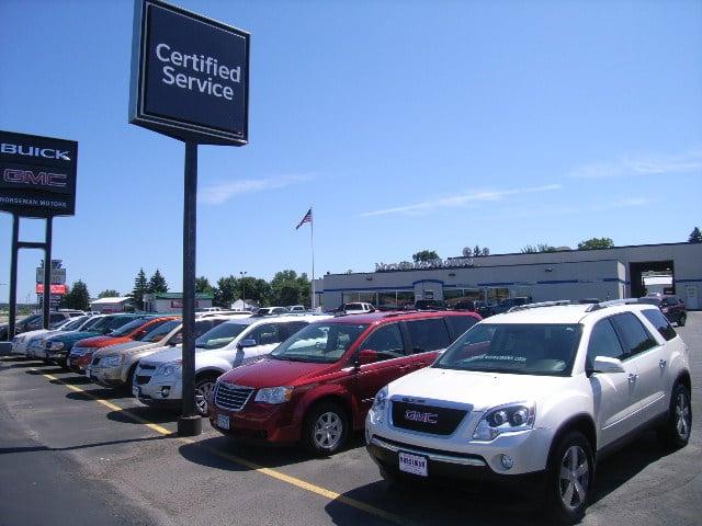 Norseman Motors: 425 E Hwy 10, Detroit Lakes, MN