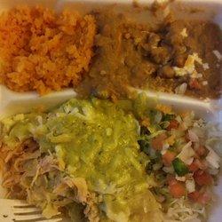 Photo Of Lacasa Mexican Grill Moline Il United States Gross Enchiladas