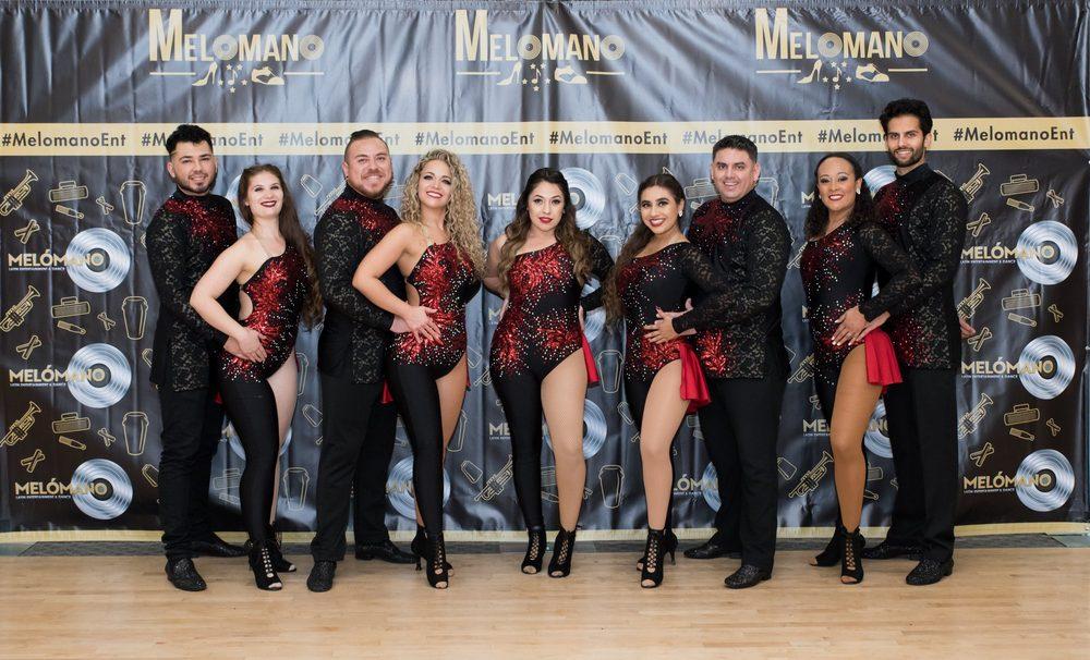 Melómano Latin Entertainment And Dance