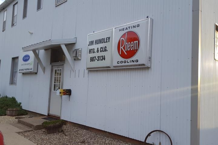 Jim Hundley Heating, Air Conditioning & Plumbing: 525 Main St, Janesville, IA