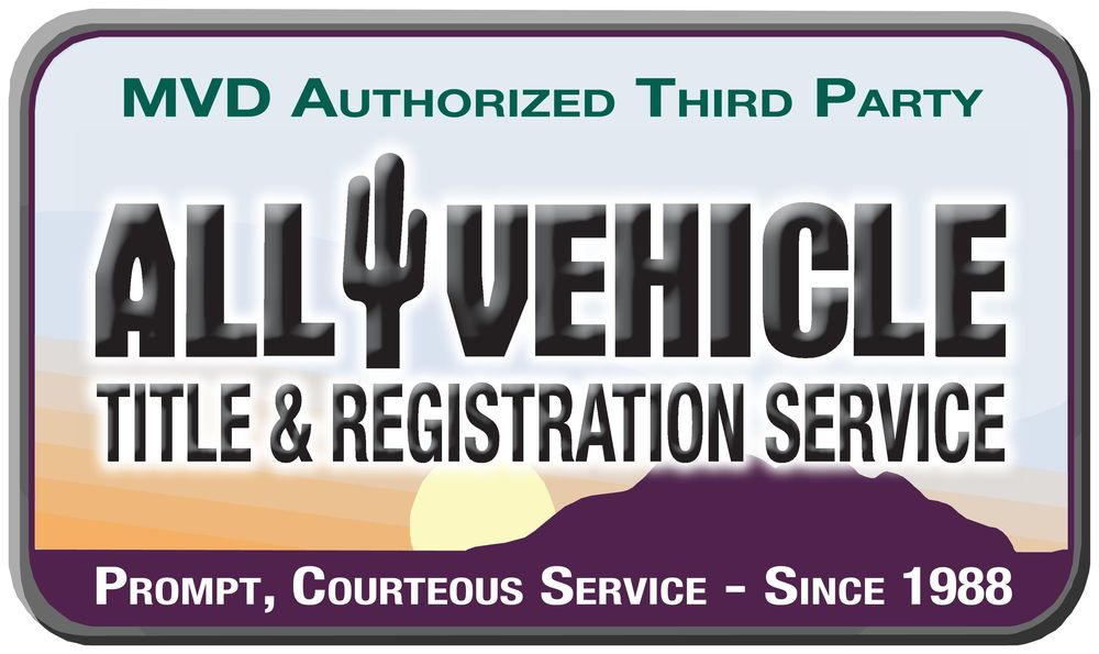All Vehicle Title & Registration