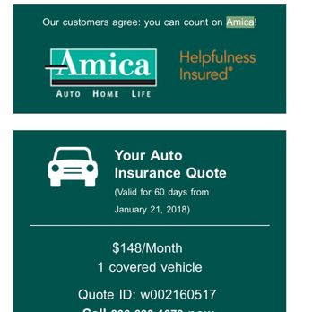 Photo Of Amica Mutual Insurance Company Lincoln Ri United States