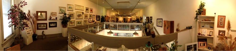 Ziemer Gallery: 210 W Washington St, Monticello, IL