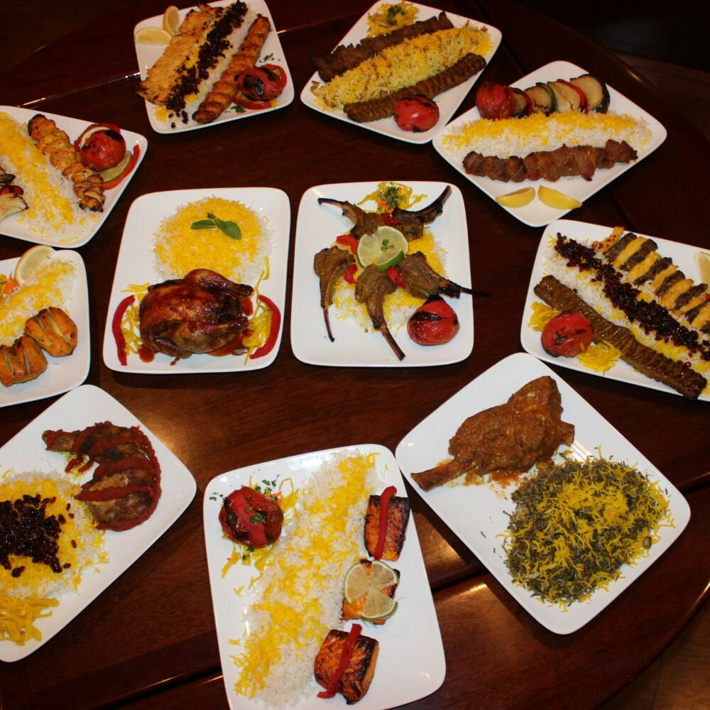 Shiraz persian cuisine 70 photos 109 reviews middle for Ma cuisine
