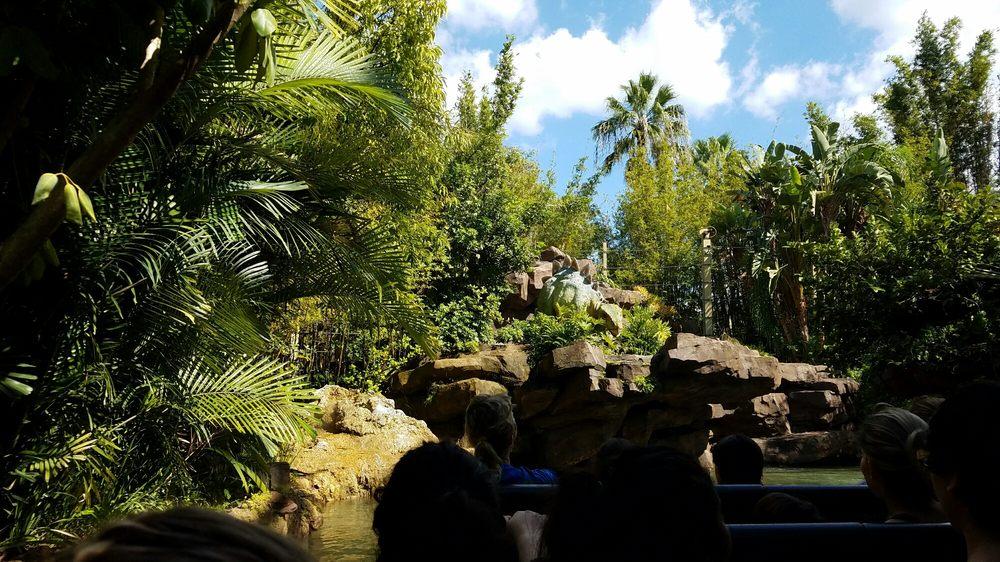 Jurassic Park River Adventure: 6000 Universal Blvd, Orlando, FL