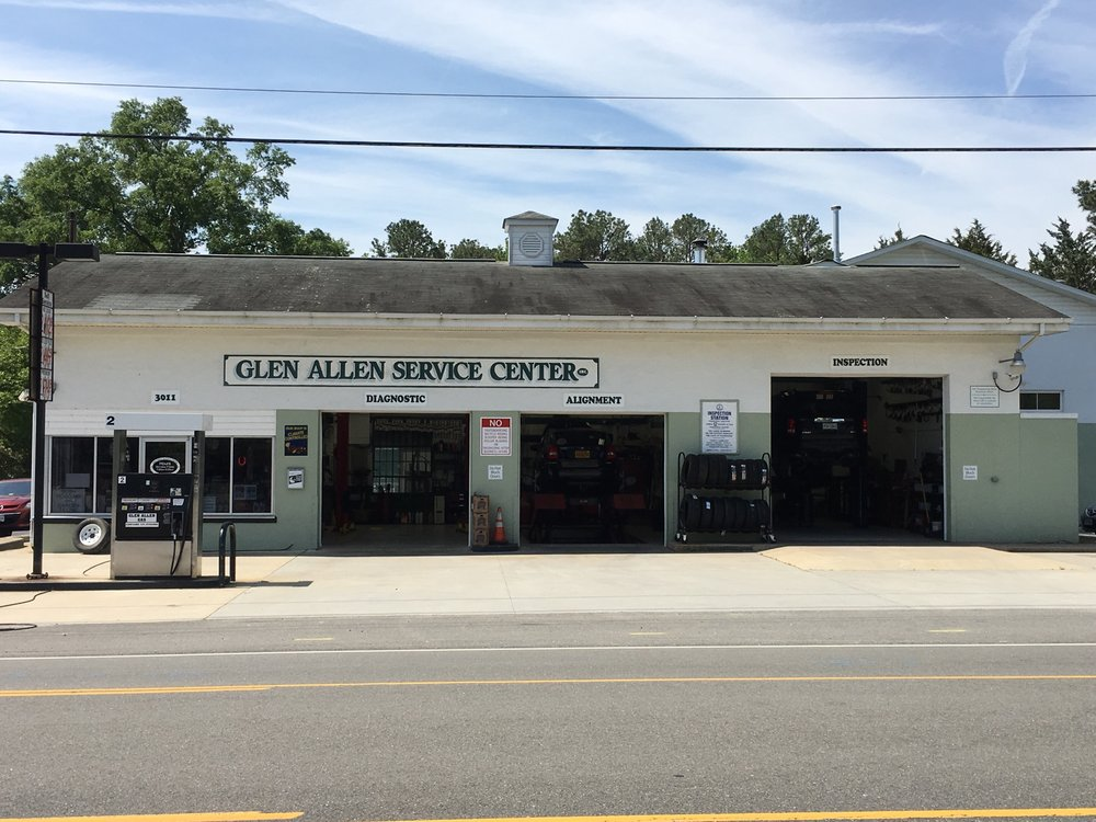 Glen Allen Service Center: 3011 Mountain Rd, Richmond, VA