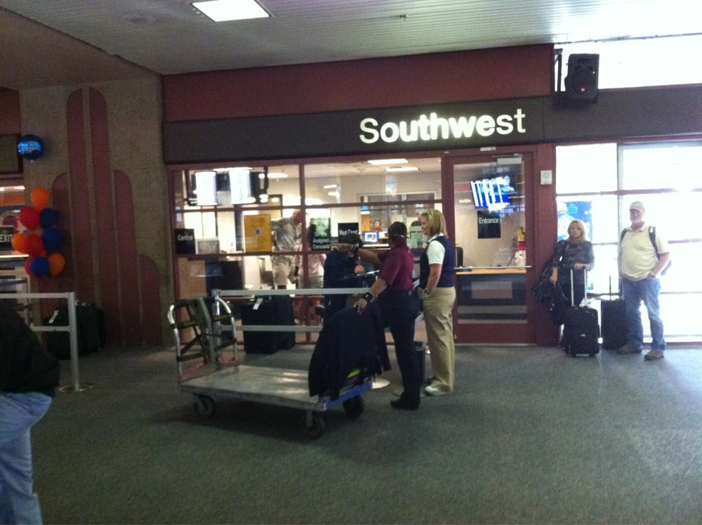 Southwest Airlines Baggage Claim Office At Las Yelp