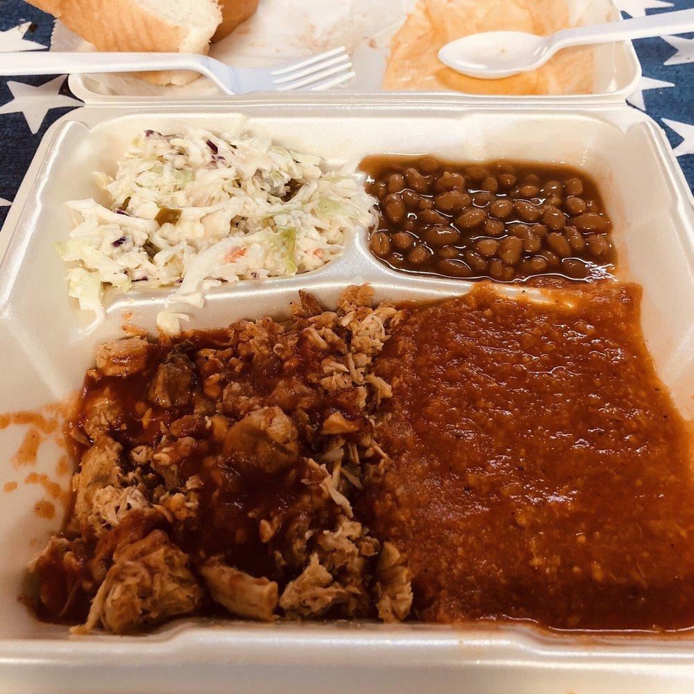 Poppa's Finest Bbq & Catering: 1073 Washington Rd, Thomson, GA