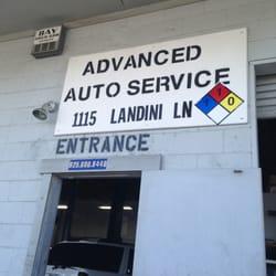 Advanced auto services 10 recensioni riparazioni auto for Elite motors concord ca