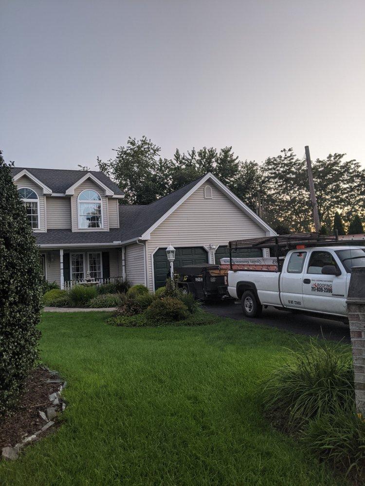 Raul Godinez Navarro Roofing: 485 State St, Steelton, PA