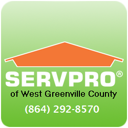 Servpro Of West Greenville Damage Restoration Greenville Sc