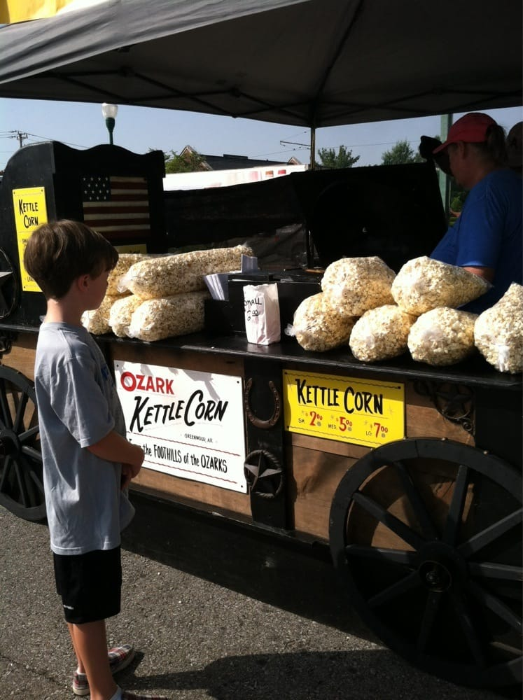 Fort Smith Farmers Market: 2ND Ave, Fort Smith, AR