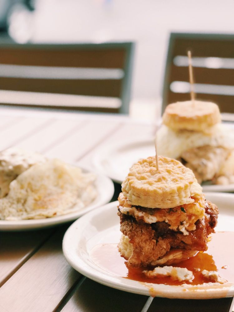 Food from Maple Street Biscuit Company - Johnson City