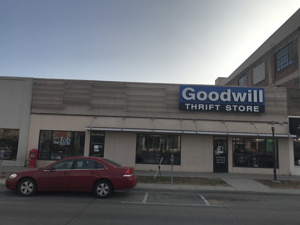 Goodwill Thrift Stores 1731 O St Lincoln Ne Phone