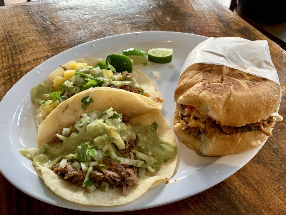 Tenoch Mexican: 382 Highland Ave, Somerville, MA