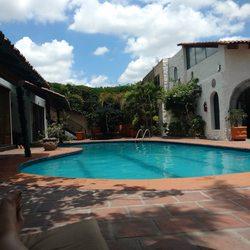 Photo Of Quinta Don Jose Boutique Hotel Tlaquepaque Jalisco Mexico Relaxing By