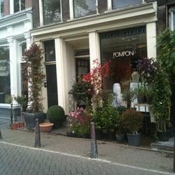 blumen aus pompons, pompon bloemenwinkel - florists - prinsengracht 10, jordaan, Design ideen
