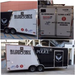 Printefex 63 photos 169 reviews printing services 401 w los photo of printefex glendale ca united states vinyl for glendale police department reheart Choice Image