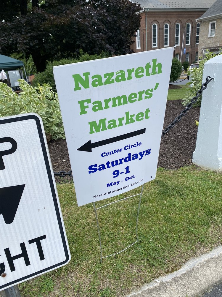 Nazareth Farmer's Market: 2-4 E Center St, Nazareth, PA