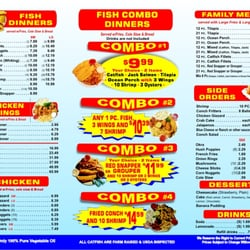 Hook fish and chicken 14 photos 27 reviews seafood for Fish and hooks menu