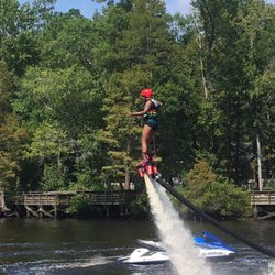 Photo Of Lifted Flyboarding Myrtle Beach Sc United States