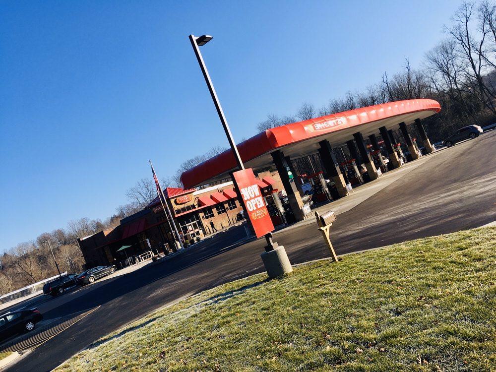 Sheetz: 3109 Washington Pike, Bridgeville, PA