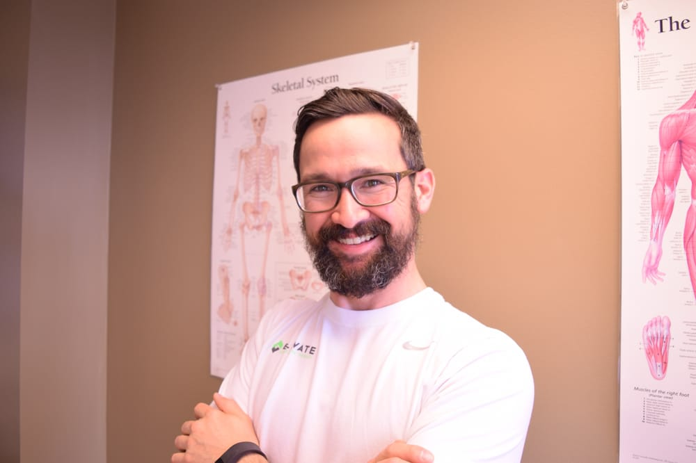 Elevate Sport & Spine Therapy: 6000 E Evans Ave, Denver, CO