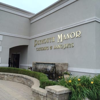 Plymouth manor banquet center