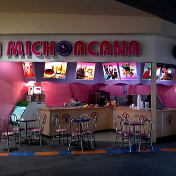 Paleteria Y Neveria La Michoacana Ice Cream Frozen Yogurt Av