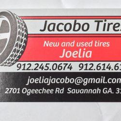 Used Tires Savannah Ga >> Jacobo Tires Tires Savannah Ga Phone Number Yelp