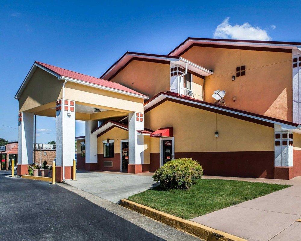 Econo Lodge: 41 State Route 20 Spur SE, Cartersville, GA