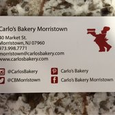 Carlos bakery 87 photos 61 reviews bakeries 40 market st photo of carlos bakery morristown nj united states card reheart Images