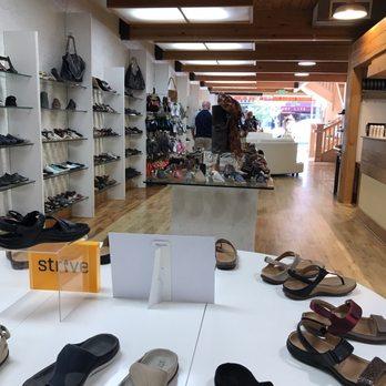 Santa Cruz Shoe Store Pacific Ave