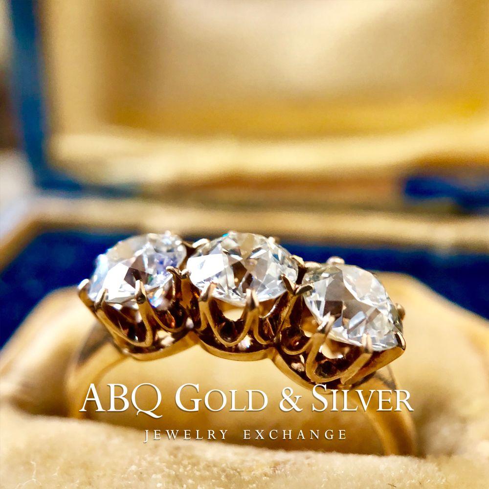 ABQ Gold & Silver Jewelry Exchange: 7101 Menaul Blvd NE, Albuquerque, NM