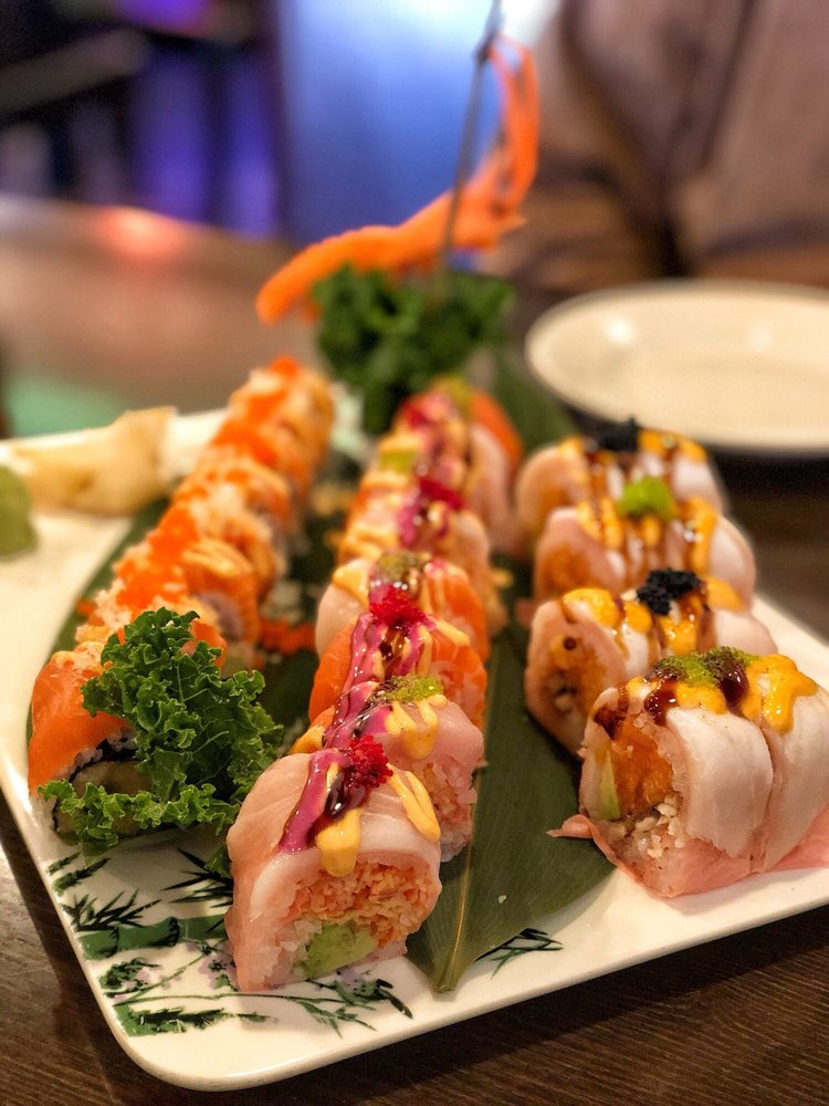 Tokyo Cafe: 413 The Pkwy, Greer, SC