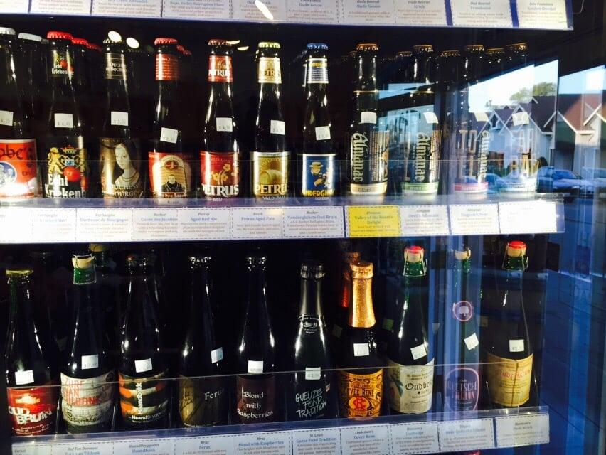 Craft Beer And Wine Alameda