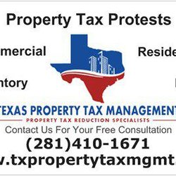 Texas Property Tax Management - Request a Quote - Tax Services - 310