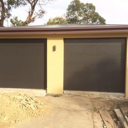 Photo of Pringle Garage Doors - Rowville Victoria Australia. Flat Line - Woodland Grey ... & Pringle Garage Doors - Get Quote - Garage Door Services - 14 ...