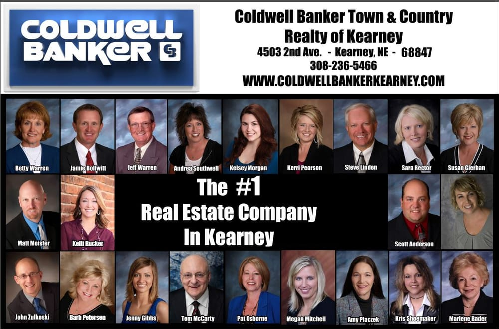 Coldwell Banker Town & Country Realty Of Kearney