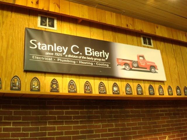 Stanley C Bierly: 108 W Main St, Millheim, PA