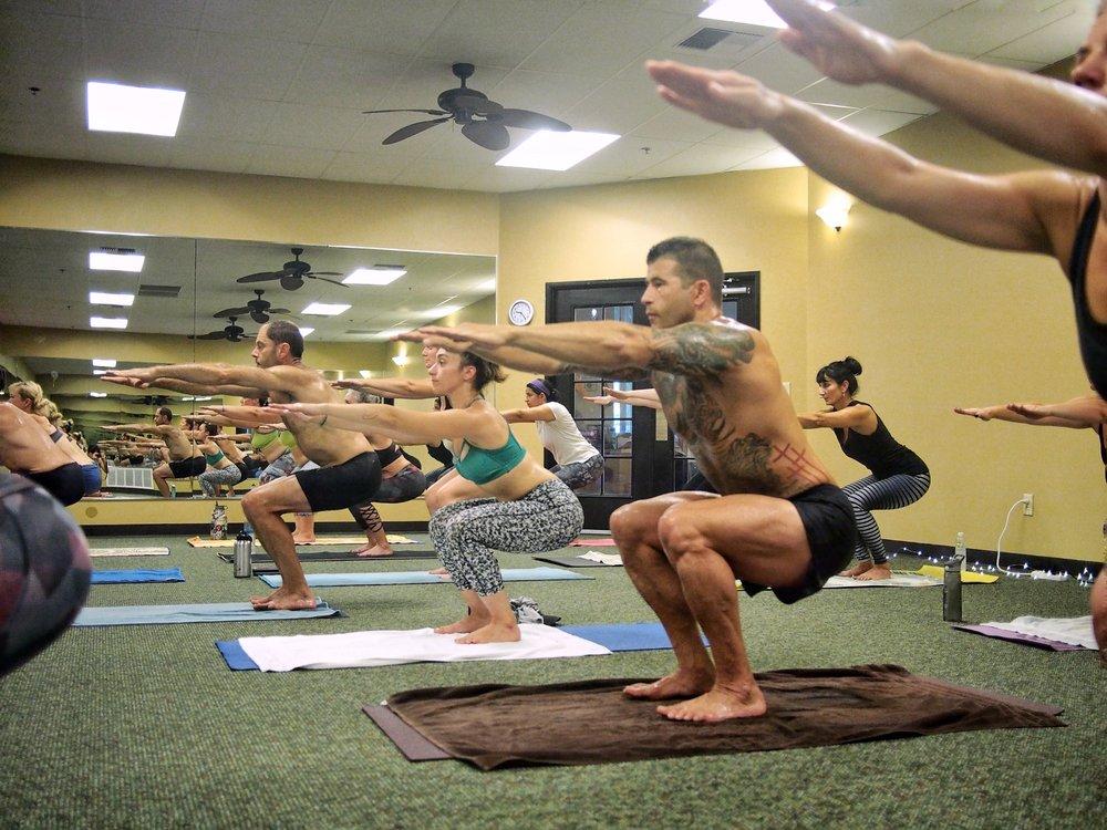 Photos for Body Yoga - Bikram Method - Yelp