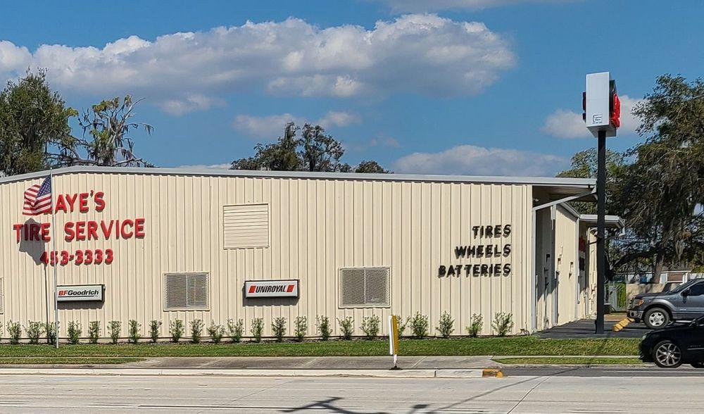 Laye's Tire Service: 1092 Locke St, Avon Park, FL