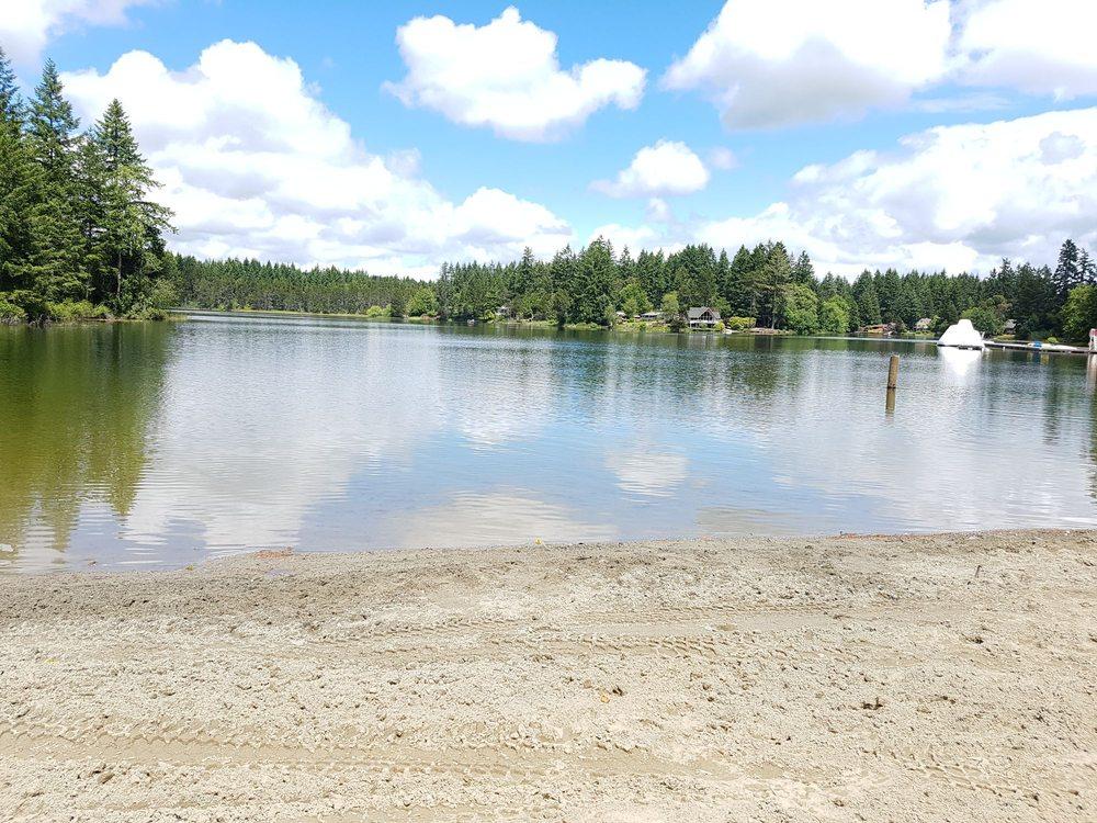 Horseshoe Lake County Park: 15931 Sidney Rd SW, Port Orchard, WA