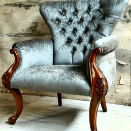 Amazing Photo Of Queens Furniture   Houston, TX, United States. KIFAN Occasional  Chair