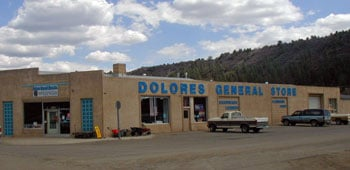 Dolores General Store: 300 Central Ave, Dolores, CO